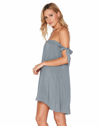 SLATED GLASS SWEET DREAMS DRESS LSPACE SWDDR18-SLG