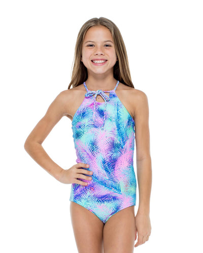 PALMERAS REVERSIBLE ONE PIECE LULI FAMA T54624-111