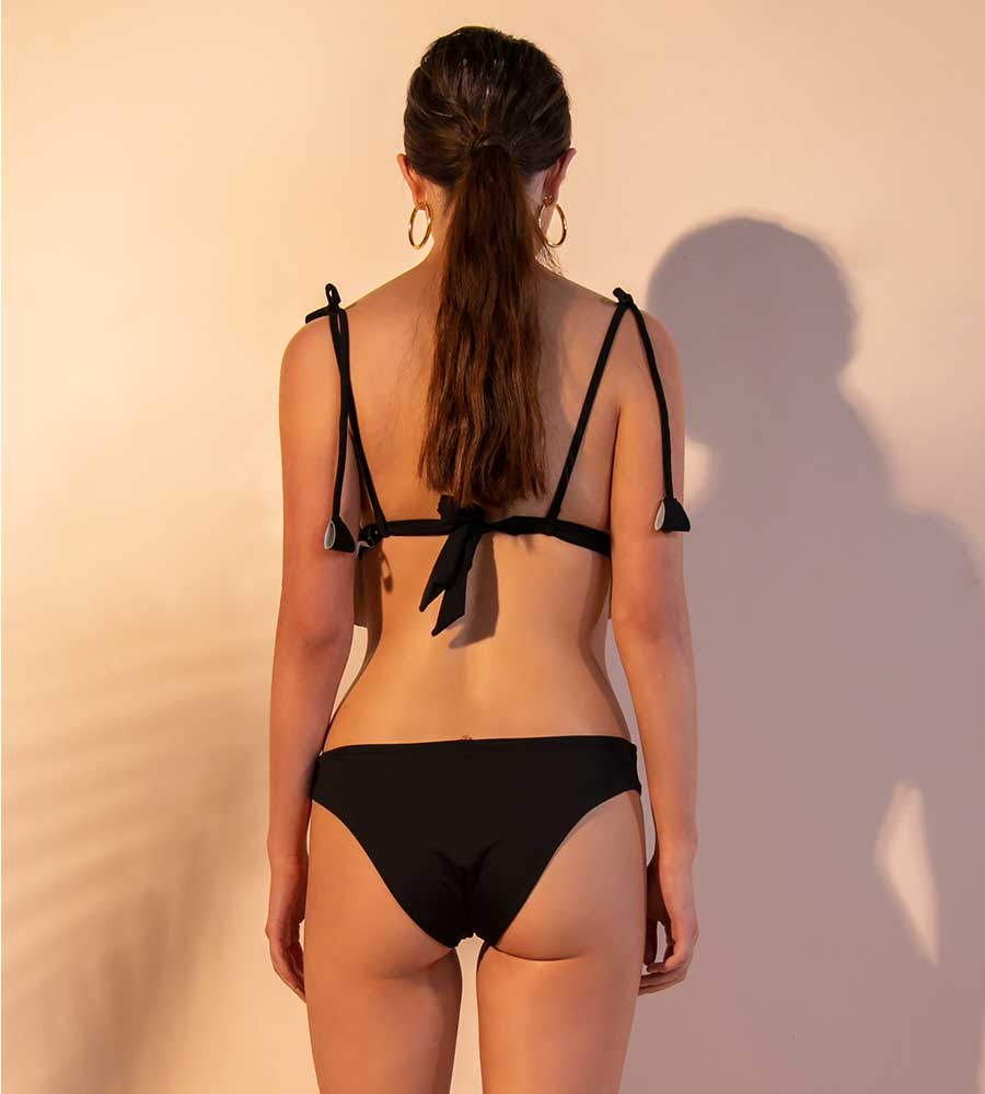 THE SHADOW COLLECTOR BIKINI TOP ANCORA F282T
