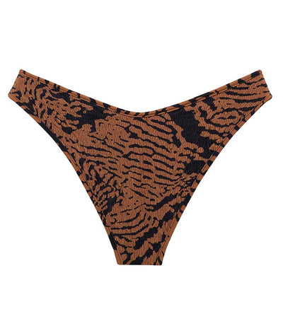 TIGER SCRUNCH LULU BIKINI BOTTOM MONTCE 21MTS28