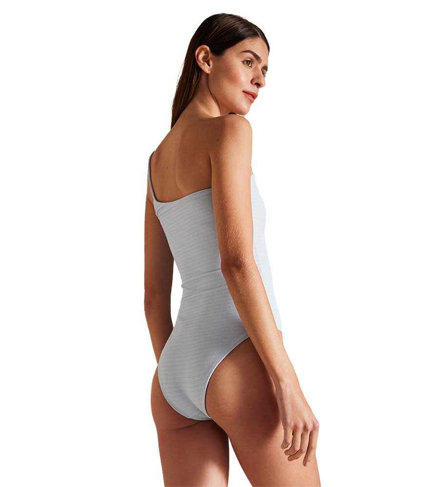 TOUCH THE SKY ONE SHOULDER ONE PIECE BY TOUCHE