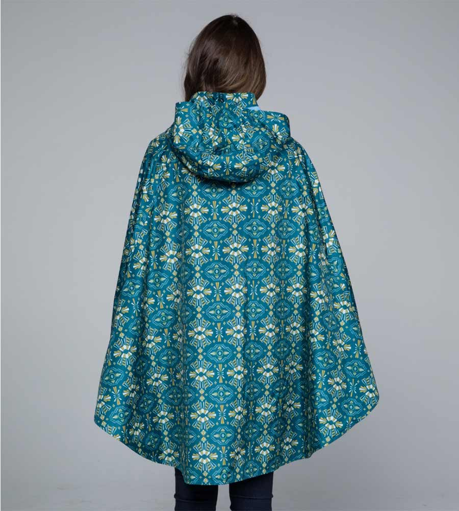 TRIBE RAIN PONCHO BY NOVEMBER RAIN