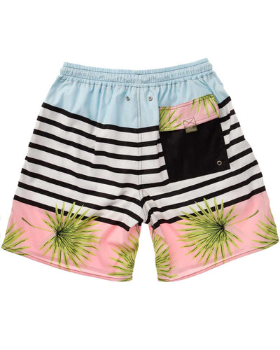TROPIC STRIPE JOE SWIM SHORT AGUA BENDITA AM2000118-1