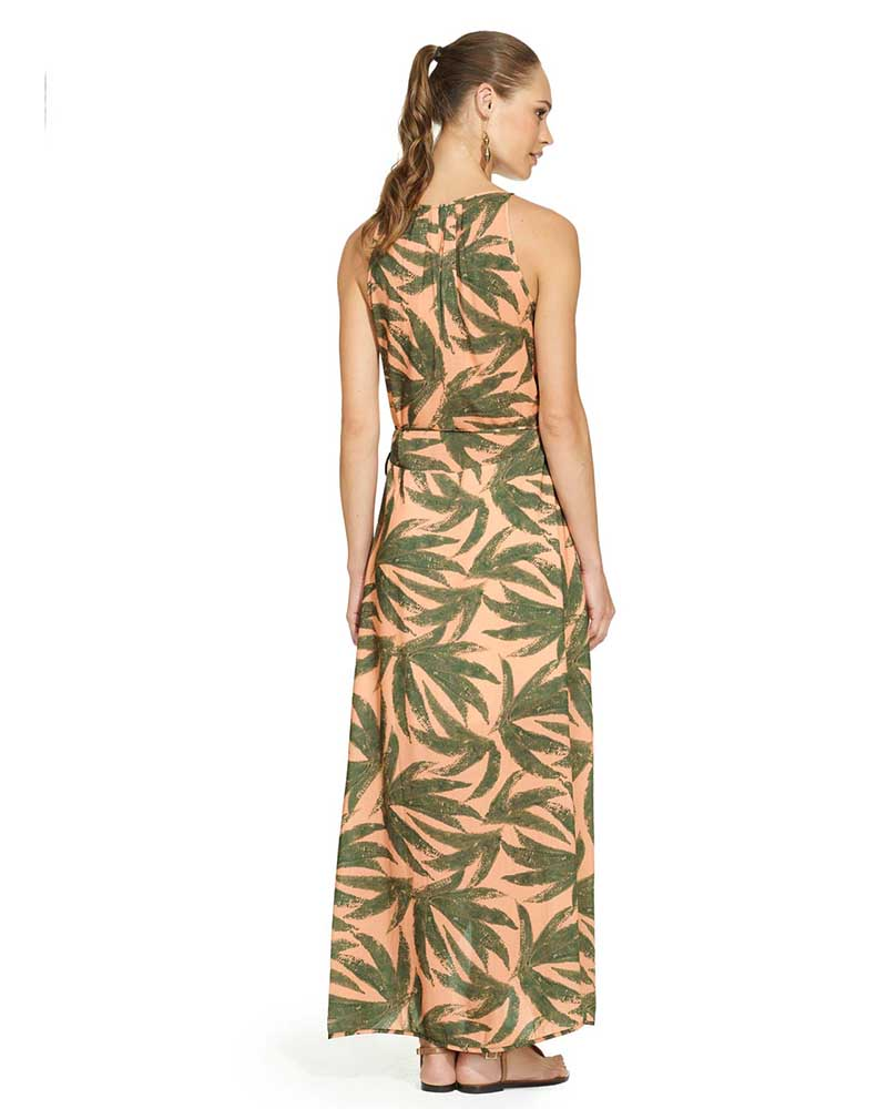 TROPICUS GRAZI LONG DRESS BY VIX