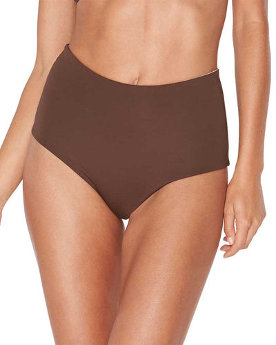 COLOR BLOCK CHOCOLATE PORTIA BOTTOM LSPACE TSPOC18-CHO