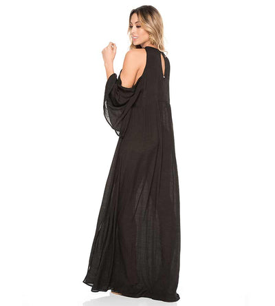 TURQOISE BAY BLACK DRESS PHAX PF11810387-001