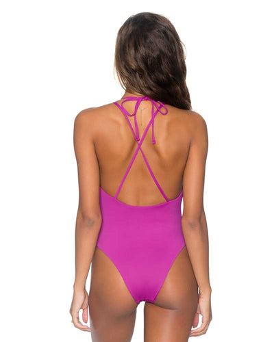 BOYSENBERRY LUSH ONE PIECE B.SWIM UL114BYBE
