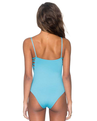 BLUE GINGER LANI ONE PIECE B.SWIM UL115BLGI
