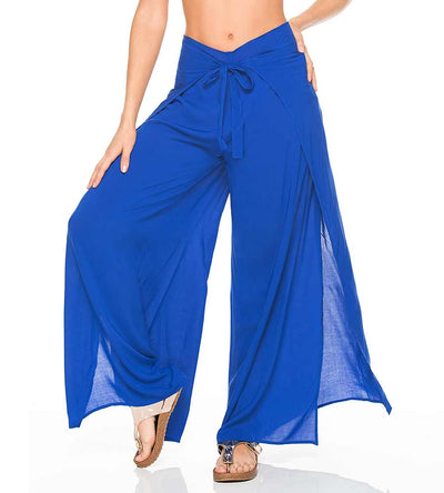WALL FLOWER BLUE PANT PHAX PF16710003-415