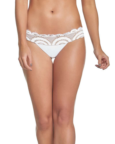 WATER LILY LACE BANDED BOTTOM PILYQ WAT-222T
