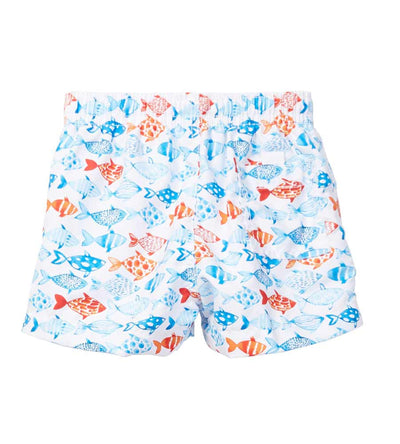 WHITE FISH AND CO INFANT SWIM SHORTS AZUL 619