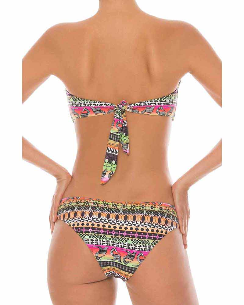 WISH BANDEAU BIKINI BY PARADIZIA