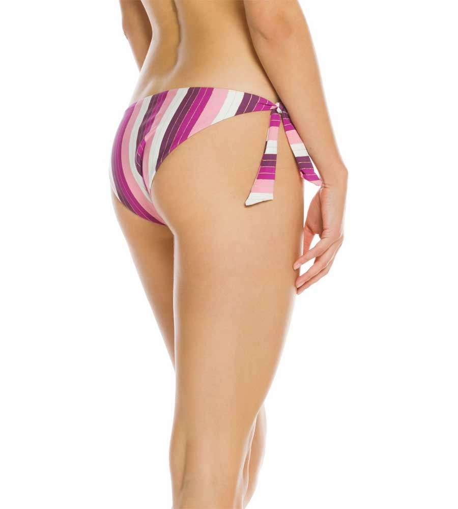 WISTERIA STRIPE MILA BOTTOM BY AGUA BENDITA