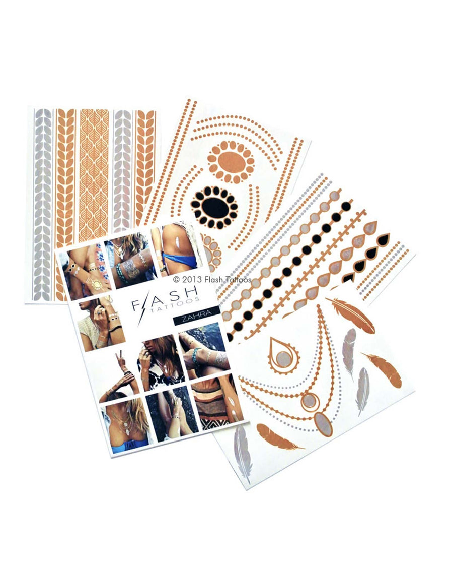 ZAHRA FLASH TATTOOS FT008