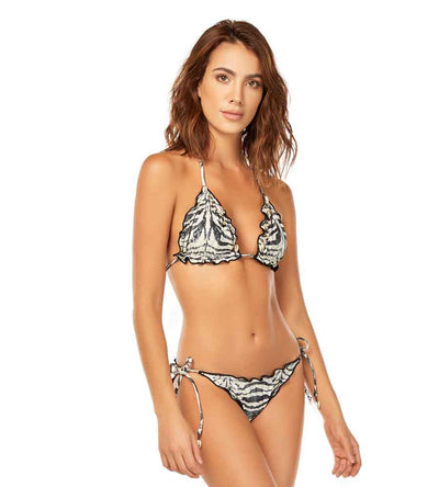 ZEBRA TRIANGLE TOP COSITA LINDA CL21039B