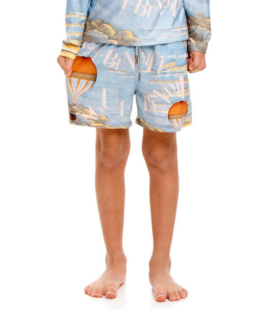ZOLA NICK BOYS SWIM TRUNKS AGUA BENDITA AN2000321-1