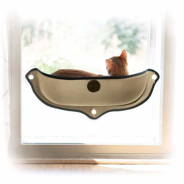 CAT TRAVEL HAMMOCK BED - PROTECTS YOUR CAT FROM HAVING MOTION SICKNESS AND RESTLESSNESS - Bouvay