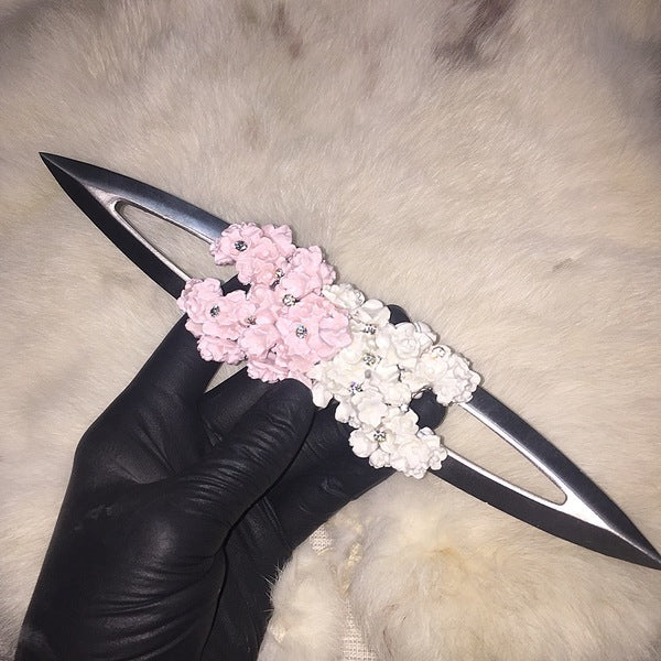 Fleur Du Mal Double Bladed Knife
