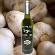 Garlic Fused First Cold Pressed Extra Virgin Olive Oil