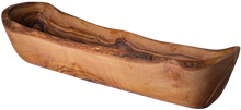 "Authentic Olive Wood ""Bread Dish"""