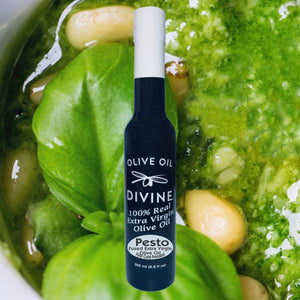 Pesto Fused First Cold Pressed Extra Virgin Olive Oil
