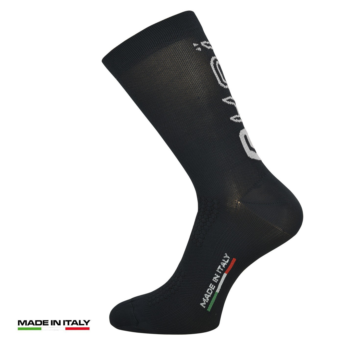 EKOI LINE PRO SUMMER CYCLING SOCKS BLACK