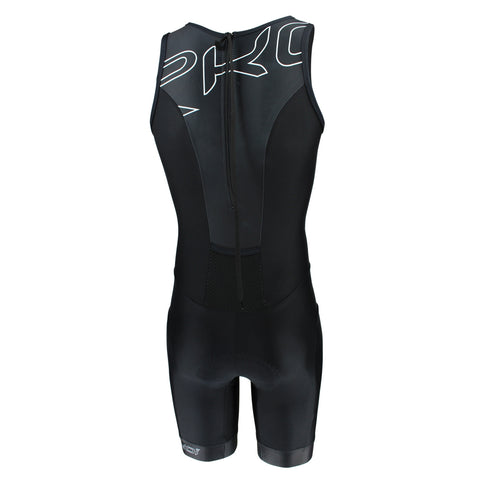 EKOI TRI SUIT BLACK SLEEVELESS