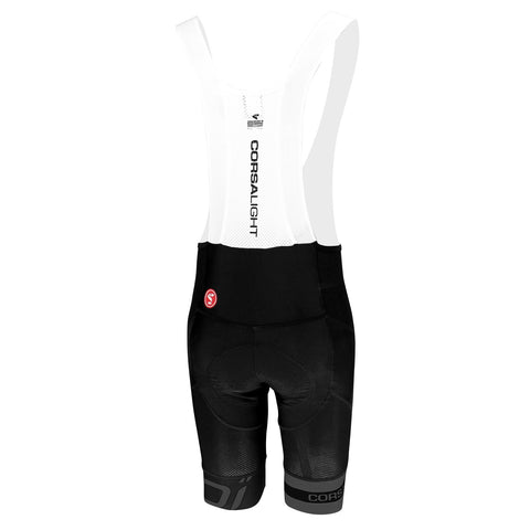 EKOI CORSA LIGHT GEL GHOST BIB SHORTS