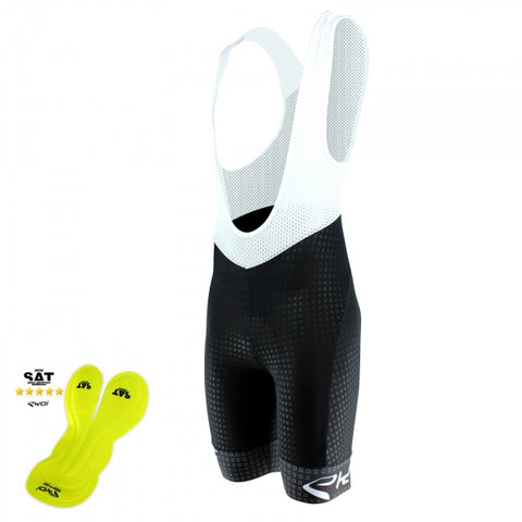 EKOI BIB SHORT WITH NSAT INSERT