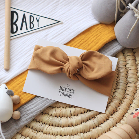 Camel Baby & Toddler Headband
