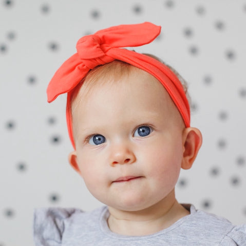 Coral Baby & Toddler Headband