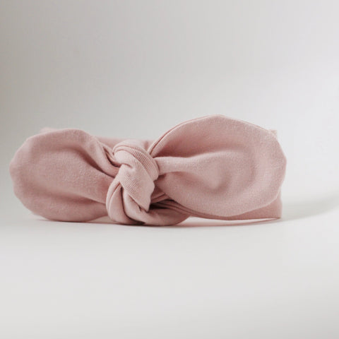 Dusky Pink Baby & Toddler Headband