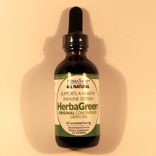 HerbaSway HerbaGreen Original Concentrated Green Tea - 2 Fl Oz