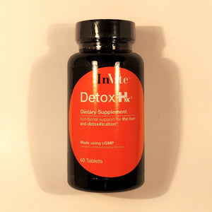 InVite Health DetoxHx Dietary Supplement - 60 Tablets