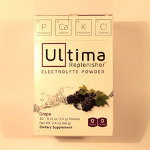 Ultima Replenisher Electrolyte Powder - Grape