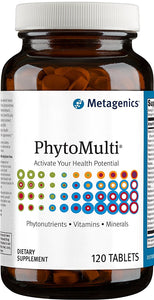 Metagenics PhytoMulti - 120 Tablets