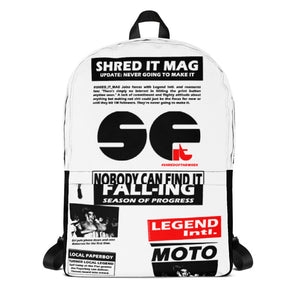 Legend Intl. | Paperboy Backpack