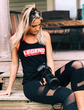 Legend Intl. Ladies Racerback