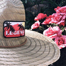 Legend Intl. / Florida Sunrise Straw Hat