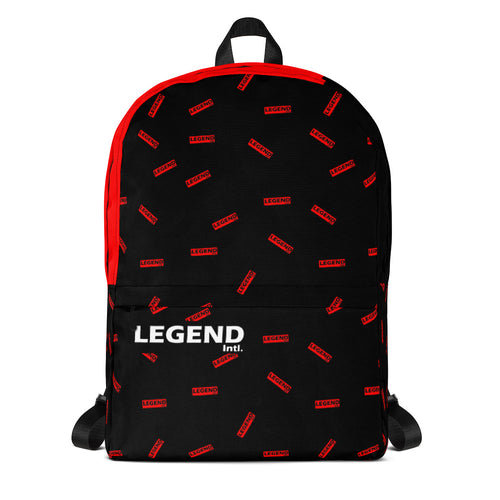 Legend Intl. Roadster Backpack