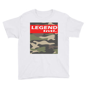 Legend Intl. HYPE Camo Youth T