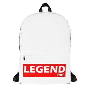 Legend Intl. Full Frontal Backpack