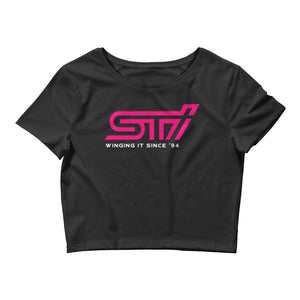 Legend Intl. | STI Women's Crop Tee