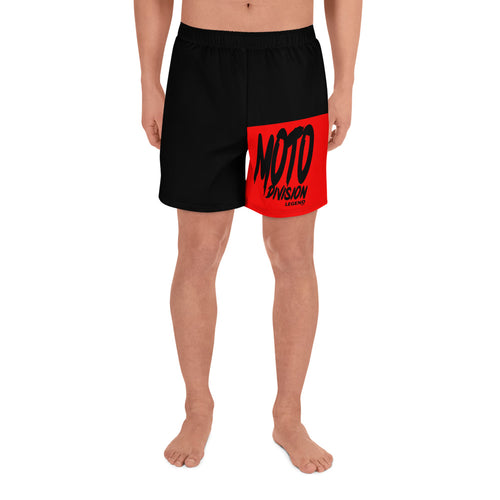Legend Intl. / Moto Division Shorts Black & Red