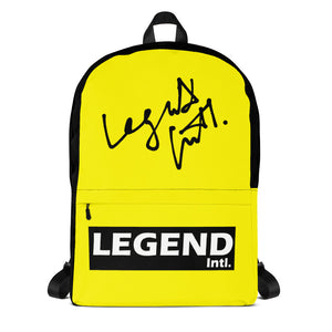 Legend Intl. Pollen Backpack