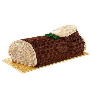Carolina Christmas Yule Log