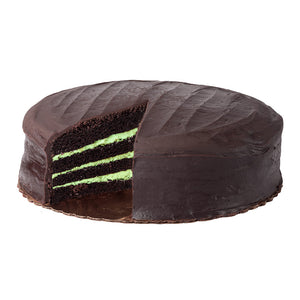 Chocolate Mint Cake