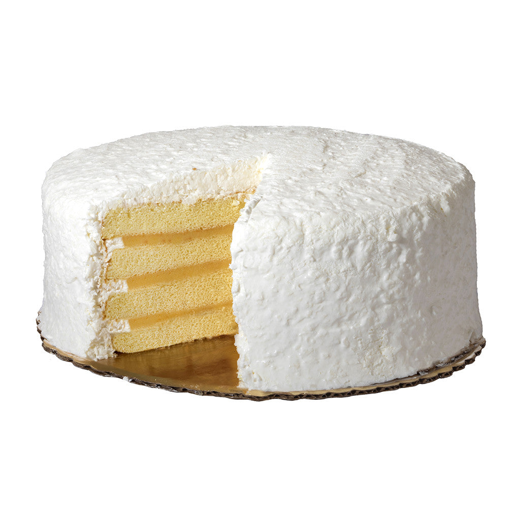 Coconut Lemon Delight