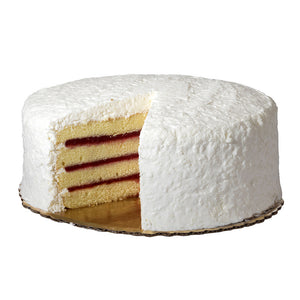 Coconut Raspberry Delight