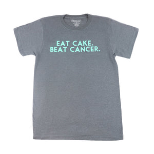 Eat Cake. Beat Cancer. T-Shirt